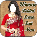 Women Bridal Saree Suit New