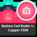 Copper CRM Business Card Reader