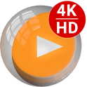 All Format 4K Video Player | Cast to TV CnX Player