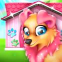 Pet Puppy House Decoration