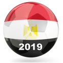 African cup 2019 in Egypt