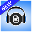 Text Voice Text-to-speech and Audio PDF Reader