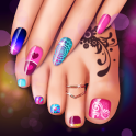 Manicure and Pedicure Games