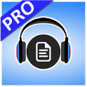 Text Voice Pro Text-to-speech and Audio PDF Reader