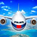 Real Airplane Flight Simulator