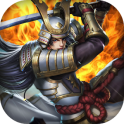 Revenge of samurai warrior