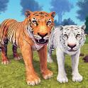 Angry Tiger Family Simulator
