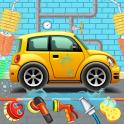 Servicio de lavado de autos para niños Taller de
