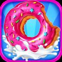 Candy Rainbow Cookies & Donuts Make & Bake