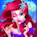 ♀️Mermaid Princess Makeup