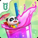 El Verano del Panda Bebé: Tienda de jugos