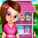 Dollhouse Decoration and Design Games
