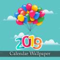 Calendar 2019 Wallpaper