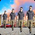 Best Echo Magic Mirror Effect : Background Changer