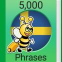 Speak Swedish - 5000 Phrases & Sentences