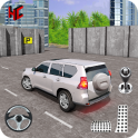 Prado luxury Car Parking Free Games