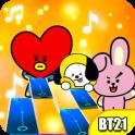 kpop Piano Tiles 21