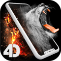 Fondos de Pantalla Animados 3D/4K AMOLED--Pixel 4D