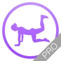 Tägliches Po-Training