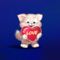 Cute Cat Live Wallpaper