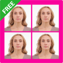 "US Passport Photo (2"" x 2"" for Online & Printing)"