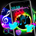 Music Launcher Theme