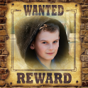 Wanted Poster Photo Frames Maker