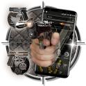 Gun Bullet Launcher Theme