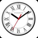 Roman Analog Clock Live Wallpaper-7