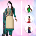 Women Salwar Suit Photo Editor