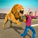 simulador de león