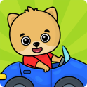 Car games for toddlers