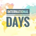 International Days Calendar 2020