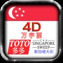 4D & Toto & SGP Sweep Free