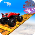 Monster Truck Stunt Race