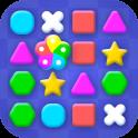 Color Match 3 - Puzzle for seniors