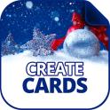 Create a free Christmas e-card with wish