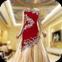 Royal Bridal Dress Photo Maker