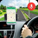 GPS Voice Navigation Direction & Maps Route Finder