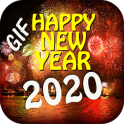 Happy New Year GIF 2020