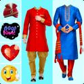 Man Sherwani Suit Photo Editor - Sherwani Dresses
