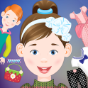 Kids Dress Up & Makeover Game