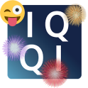 IQQI Arabic Keyboard - Emoji & Colorful Themes
