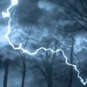 Tormenta Eléctrica Fondo de Pantalla Animado