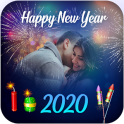 New Year Photo Editor 2020