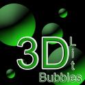 3D Bubbles Live Wallpaper Lite