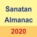 English Calendar 2020 (Sanatan Almanac)
