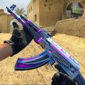 Gun Strike: Free Special Forces Shooting Games 3D