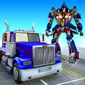 Police Robot Truck
