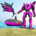 Submarine Robot Transformation